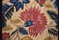 View Wool embroidered cushion top or fire screen, ca. 1740 digital asset number 2