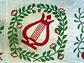 "View 1847 Rev. Nadal's ""Baltimore Album"" Quilt digital asset number 8"