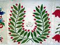 "View 1847 Rev. Nadal's ""Baltimore Album"" Quilt digital asset number 10"