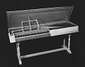 View Chickering & Sons Unfretted Clavichord digital asset number 4