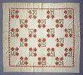 "View 1840 - 1860 ""Carolina Lily"" Album Quilt digital asset: Quilt"