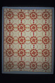 "View 1885 - 1895 Mary Harris's ""Butter and Eggs"" Quilt digital asset number 0"