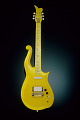 View Prince's Yellow Cloud Electric Guitar digital asset number 3