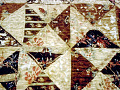 View 1790 - 1810 Triangle-Pieced Child's Quilt digital asset number 1