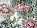 View 1825 - 1850 Flowering Tree Appliqued Quilt digital asset number 1