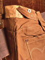 View Levi's Brown Duck Trousers digital asset: Man's trousers