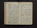 View Leo Baekeland Diary Volume 18 digital asset number 1