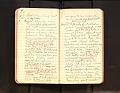 View Leo Baekeland Diary Volume 20 digital asset number 1