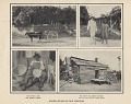 """View [Pictures of """"Old Negroes"""" in Virginia from a 1907 Jamestown Exhibition Official Booklet : booklet] digital asset: [Pictures of """"Old Negroes"""" in Virginia from a 1907 Jamestown Exhibition Official Booklet : booklet,] 1907."""