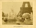 View Exposition Universelle de 1889 [Paris] / 92. Fontaine monumentale [silver albumen photoprint,] digital asset: Exposition Universelle de 1889 [Paris] / 92. Fontaine monumentale [silver albumen photoprint,] 1889.