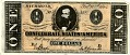 View One dollar [paper money] digital asset: One dollar [paper money].