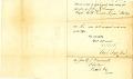 View [M. Hart Letter,] digital asset: [M. Hart Letter,] 1865.