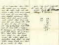 View [Alonzo Spencer Letter,] digital asset: [Alonzo Spencer Letter,] 1863.