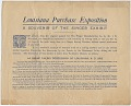 View LaSalle Taking Possession of Louisiana A.D. 1682 [Advertisement, reproduction of painting] digital asset: LaSalle Taking Possession of Louisiana A.D. 1682 [Advertisement, reproduction of painting], 1904.