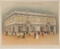 View The Singer Pavilion in the Manufactures Building at the St. Louis Exposition [advertisement] digital asset: The Singer Pavilion in the Manufactures Building at the St. Louis Exposition [advertisement], 1904.