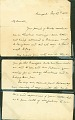 View [Washington Irving letter] digital asset: [Washington Irving letter].