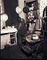 View [Kitchen with one-armed man, Pittsburgh : photonegatives.] digital asset: [Kitchen with one-armed man, Pittsburgh : photonegatives.]