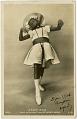 View Le Cake-Walk / Danse au Nouveau Cirque. Les Enfants Negres. 142/2 [Real photo postcard] digital asset: Le Cake-Walk / Danse au Nouveau Cirque. Les Enfants Negres. 142/2 [Real photo postcard]