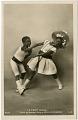 View Le Cake Walk [sic] / Danse au Nouveau Cirque, Les Enfants Negres, 142/9 [postcard] digital asset: Le Cake Walk [sic] / Danse au Nouveau Cirque, Les Enfants Negres, 142/9 [postcard].