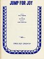 View Jump for Joy [sheet music], 1941 digital asset: Jump for Joy [sheet music], 1941.