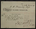 View E. D. Moore:  Receipts, September 1907-February 1911 digital asset number 5