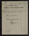 View E. D. Moore:  Receipts, September 1907-February 1911 digital asset number 3