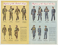 View Principal British Ranks and Insignia / ... Uniforms of the Royal Navy and the Merchant Navy ... / Uniforms of the British Army ... Uniforms of the Royal Air Force ... digital asset: Principal British Ranks and Insignia / ... Uniforms of the Royal Navy and the Merchant Navy ... / Uniforms of the British Army ... Uniforms of the Royal Air Force ...