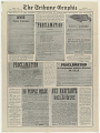 View The Tribune Graphic ... The rule of the German proclamation in conquered Belgium and France / New York Tribune digital asset: The Tribune Graphic ... The rule of the German proclamation in conquered Belgium and France / New York Tribune