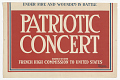 View America's Honor Guests Soldier - Musicians of the Republic of France French Army Band ... Patriotic Concert ... digital asset: America's Honor Guests Soldier - Musicians of the Republic of France French Army Band ... Patriotic Concert ...
