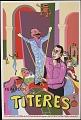 View Teatro de Titeres [screen print poster] digital asset: Teatro de Titeres