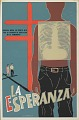 View La Esperanza [screen print poster] digital asset: La Esperanza [screen print poster].