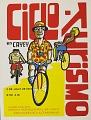 View Ciclo-Turismo en Cayey [screenprint poster] digital asset: Ciclo-Turismo en Cayey [screenprint poster].