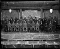 View [Officers and Managers of the District Theaters Corporation, 1948] [cellulose acetate photonegative] digital asset: Officers and managers of the District Theaters Corporation [cellulose acetate photonegative].