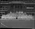 View June Class 1942...Cardozo High School [on negative] [cellulose acetate photonegative] digital asset: Cardozo Class, June 1942 [cellulose acetate photonegative].