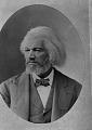 View Half-Portrait of Fred[e]rick Douglass [copy] [cellulose acetate photonegative] digital asset: Half-Portrait of Fred[e]rick Douglass [copy] [cellulose acetate photonegative].