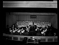 View Cardozo High School Orchestra and Chorus May 17, 1956 [cellulose acetate photonegative] digital asset: Cardozo High School Orchestra and Chorus May 17, 1956 [cellulose acetate photonegative].