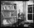 View Dr. Alaine [sic] Locke, Nov[ember] 1949 [cellulose acetate photonegative] digital asset: Dr. Alaine [sic] Locke, Nov[ember] 1949 [cellulose acetate photonegative].