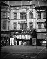 View G Mid City Theatre S. H. Dudley, 1938 [cellulose acetate photonegative] digital asset: G Mid City Theatre S. H. Dudley, 1938 [cellulose acetate photonegative].