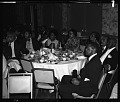 View Bus[iness] League Dinner [District of Columbia Chamber of Commerce 37th Annual Installation and Awards Dinner, ca. 1970-1979 : cellulose acetate photonegative] digital asset: Bus[iness] League Dinner [District of Columbia Chamber of Commerce 37th Annual Installation and Awards Dinner, ca. 1970-1979 : cellulose acetate photonegative].