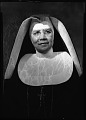 View Sister Mary Claude, Nov[ember] 30, 1950 [cellulose acetate photonegative] digital asset: Sister Mary Claude, Nov[ember] 30, 1950 [cellulose acetate photonegative].