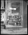 View Professional Pharmacy display, October 1963 [cellulose acetate photonegative] digital asset: Professional Pharmacy display, October 1963 [cellulose acetate photonegative].