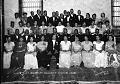 View 19th Street Baptist Church choir [acetate film photonegative] digital asset: 19th Street Baptist Church choir [acetate film photonegative], 1948.