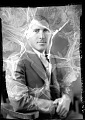 View Dr. Robert Weaver [portrait]: [acetate film photonegative] digital asset: Dr. Robert Weaver [portrait]: [acetate film photonegative]: undated