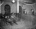 View Howard University drama group [acetate film photonegative] digital asset: Howard University drama group [acetate film photonegative, ca. 1930].