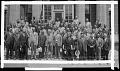View Scurlock Studio Records, Subseries 4.12: Banquet Negatives digital asset: Assn. of Former Internes [sic] of Freedmen's Hospital, June 2-4, 1931. [acetate film photonegative,] 1931.