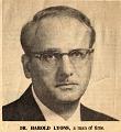 View Harold Lyons Atomic Clocks Collection digital asset: U.S. Department of Commerce 25th Commemorative Award