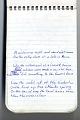 View [Appalachian Trail hike diary, 1965] digital asset number 10