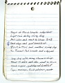 View The Long Cruise, 50th Anniversary AT hike, trail diary, book 4 [Appalachian Trail hike diary] digital asset number 9