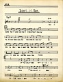 View Louis Armstrong Music Manuscripts digital asset: Louis Armstrong Music Manuscripts