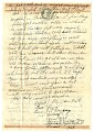 View Correspondence and envelopes of Philip St. George digital asset number 8
